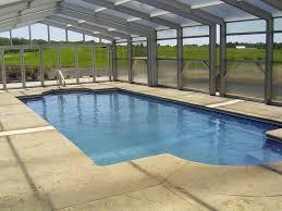 fiberglass swimming pool paint color finish sapphire blue 2 calm
