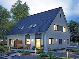 Montagehaus Preise Doppelhaus 45 119 U2022 Mehrgenerationenhaus Von Hanse Haus