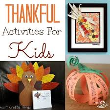19 easy thanksgiving activities to teach to be thankful cafemom