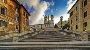 spanische treppe in rom news ch berühmte spanische treppe in rom wird restauriert