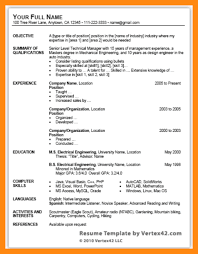 word 2013 resume templates 8 resume template word 2013 manager resume