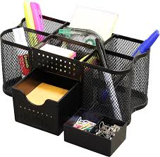 Wicker Desk Accessories by Decor Interesting Desk Organizers For Workspace Decoration Ideas