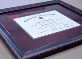 framing diplomas framing diplomas degrees certificates artworld