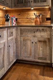 old wood cabinet doors 100 best reclaimed wood kitchen cabinets images on pinterest home