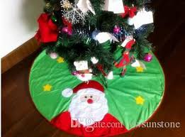 new arrival large size tree skirt high quality