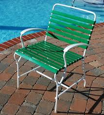 Patio Chair Straps 211 Green Patio Furniture Vinyl Color