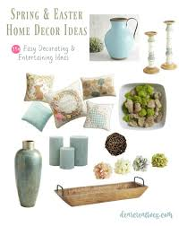 Easy Decorating Home Decor Home Decor How To Make Your Home Festive For Easter 11