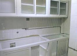 les cuisines en aluminium element de cuisine le volet menuiserie en aluminium