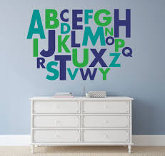large letter stickers alphabet letters wall letters for zoom