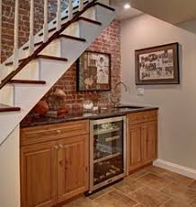 modern wine storage under stair designs simple eclectic wine