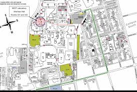 Wright State University Campus Map by Nanoscale Engineering Science U0026 Technology