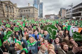 lord mayor says st s day celebrations will be best as