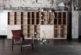Bookcase System Mk Deep Bookcase Designed By Mogens Koch Twentytwentyone