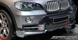 2002 bmw x5 accessories bmw x5 front bumper add on suv sav crossover front add on lip