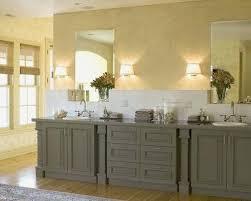 gray and cream bathroom lovely vanities bathroom double sink