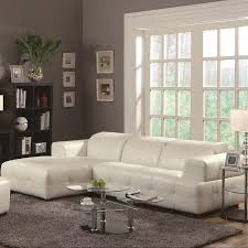 sofa with wide chaise darby contemporary sectional sofa with wide chaise and adjustable