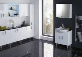 White Gloss Furniture Bathroom Space Saver High Gloss Furniture In White Space Saver