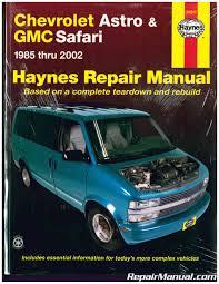 28 1997 chevy astro van repair manual 91759 1989 chevrolet