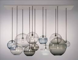 Multi Globe Pendant Light Clear Glass Globe Pendant Light Multi Globe Pendant Light Bronze