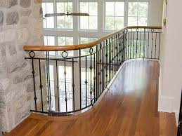 indoor stair railings glass u2014 railing stairs and kitchen design
