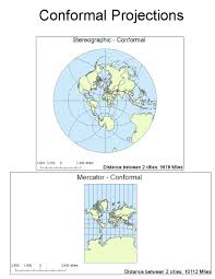 Map Projection Lab 5 Map Projections Geography 7 Blog Clair Molander