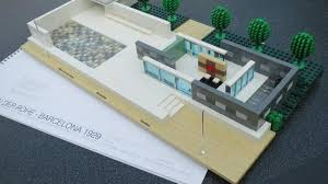 Lego House Floor Plan Lego Barcelona Pavillion Arq Pinterest Pavilion