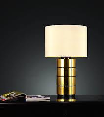 lamp design bedroom lighting modern desk lamp gold table lamp