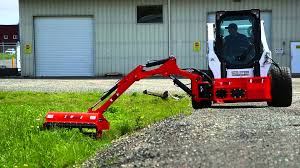skid steer boom for skid steer 69 pole saw attachment for skid