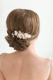 bridal hair clip wedding hair facsinator bridal facsinator wedding hair accessories