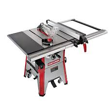 jet benchtop table saw craftsman 10 inch contractor table saw review table saw central