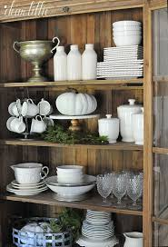 kitchen display ideas best 25 hutch display ideas on china cabinet display