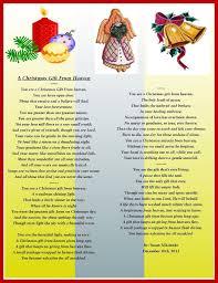 25 impressive christmas poems