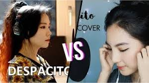 download mp3 hanin dhiya cobalah despacito mashup cover hanin dhiya vs luciana zogbi mana your