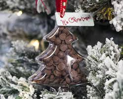 buttonchocs u0027 christmas tree chocolate buttons christmas gift