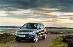 volkswagen jeep tiguan vw tiguan by car magazine