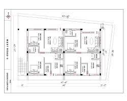 Bathroom Vastu For West Facing House 20x45 West Face Gharexpert 20x45 West Face