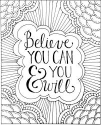 printable inspirational quotes to color coloring page websites coloring pages