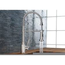 professional kitchen faucets blanco 44055 meridian semi professional kitchen faucet homeclick com