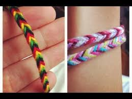 make bracelet with string images Diy fishtail string bracelet jpg
