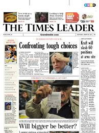 times leader 01 18 2012 powerball wilkes barre