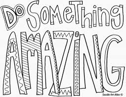 quote coloring pages fablesfromthefriends