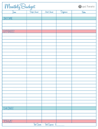 Free Spreadsheets Monthly Bill Spreadsheet Template Free Spreadsheets