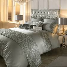 kylie minogue eloise silver housewife pillowcase house of fraser