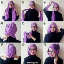 tutorial jilbab jilbab tutorial jilbab for girls hijab tutorials pinterest girls for