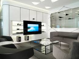 Living Room Tv Designs Modern Ideas Bedroom Strikking Grey Ceiling To Floor Curtain Windows With