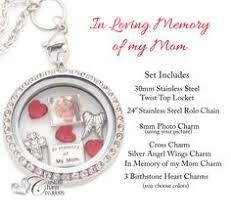 in loving memory lockets in loving memory memorial of my 30mm by lovestorycharms