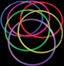 glow necklaces 22 inch assorted glow necklaces