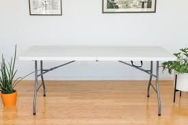 Banquet Table The Best Folding Tables Wirecutter Reviews A New York Times Company