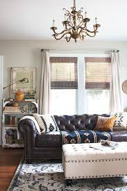 Living Room Ideas With Leather Sofa Leather Sofa Living Room Ideas Bonners Furniture