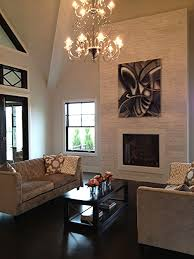 selecting art for tricky spaces rooms with high or vaulted